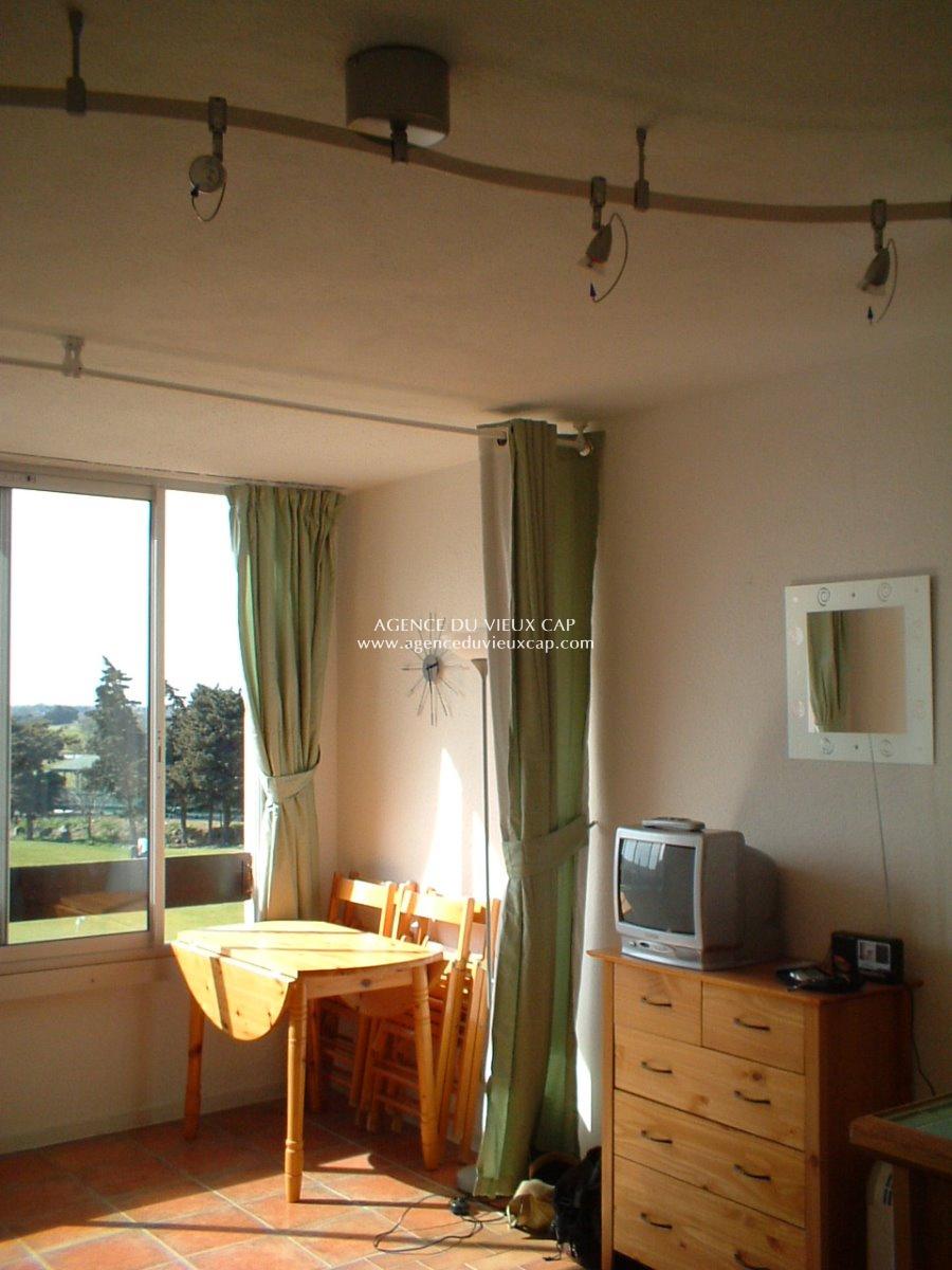 annonce appartement 1 pieces cap d 39 agde vente. Black Bedroom Furniture Sets. Home Design Ideas